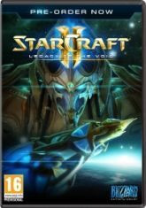 Okładka: Starcraft II: Legacy of the Void