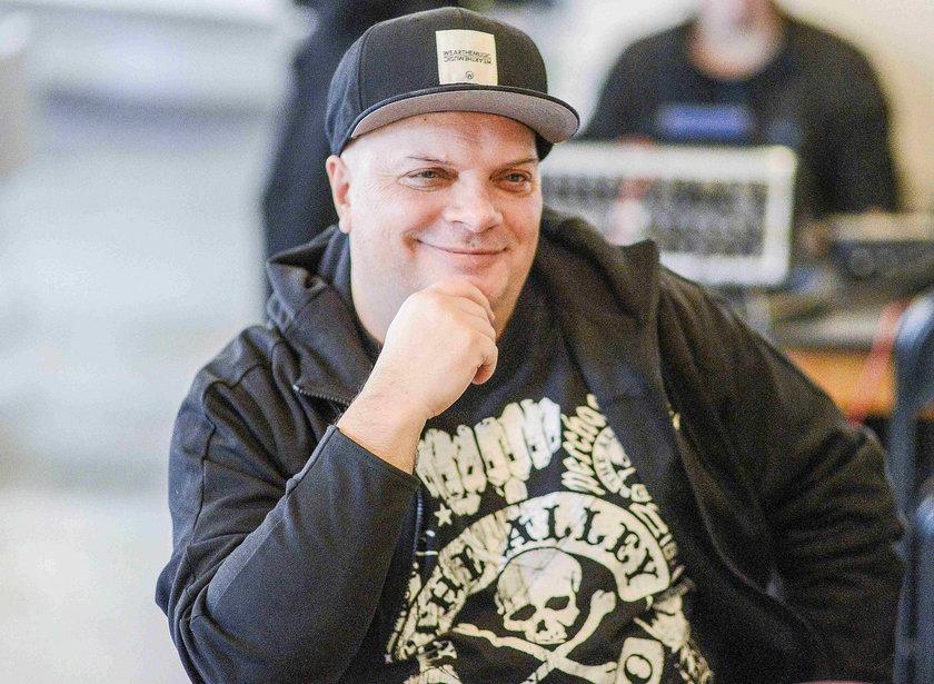Krzysztof Skiba schudł ponad 30 kg! Zobacz, jak zmieniał się lider zespołu Big Cyc
