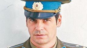 Paweł Deląg w mundurze ZSRR