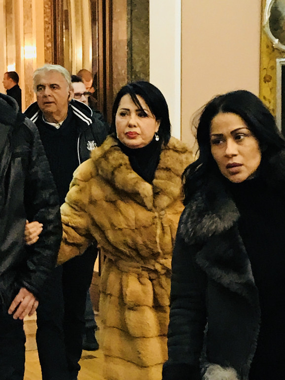 Mina Kostić i Zlata Petrović