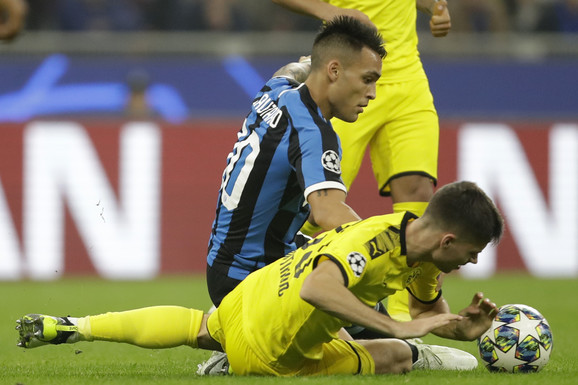 Inter Borusija Dortmund