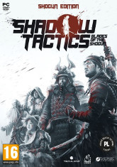 Okładka: Shadow Tactics: Blades of the Shogun
