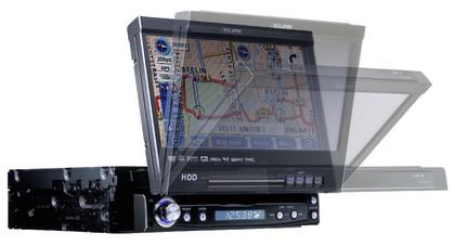 Multimedia w samochodzie: początki