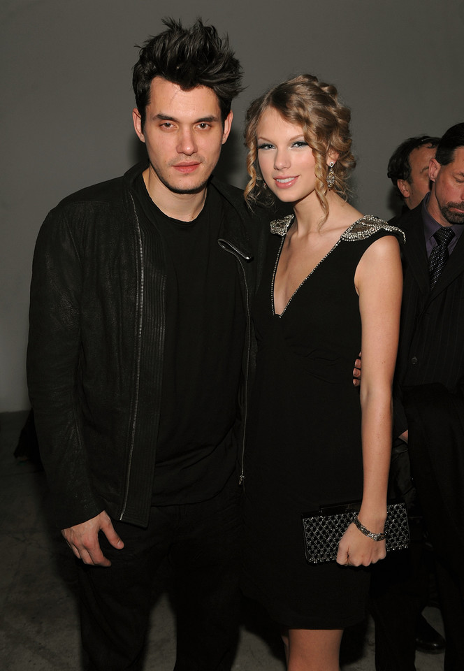 Taylor Swift i John Mayer (2009 rok)