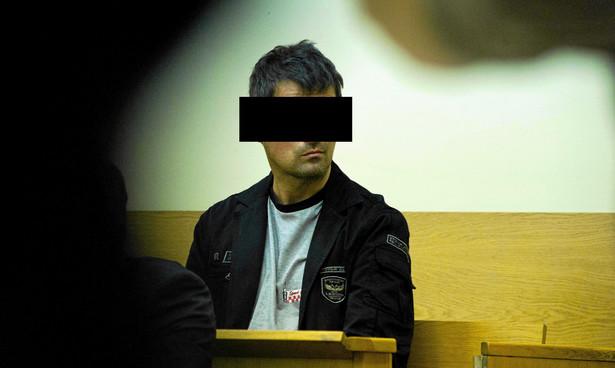 Maciej Z. - dziennikarz został skazany.