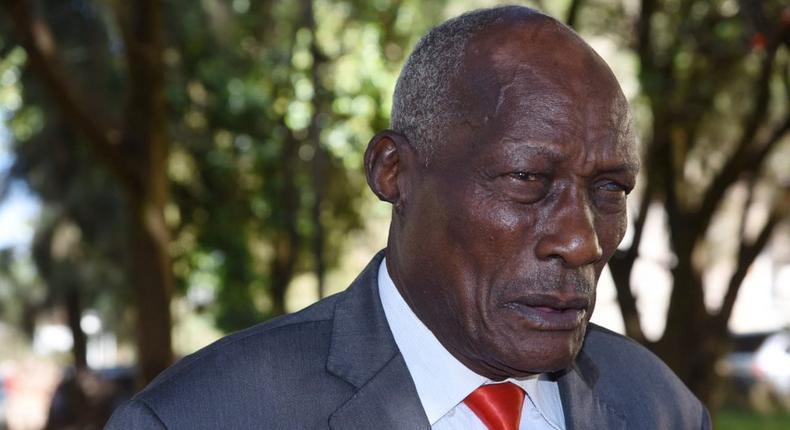 Controversial Eldoret tycoon Jackson Kibor (Twitter)