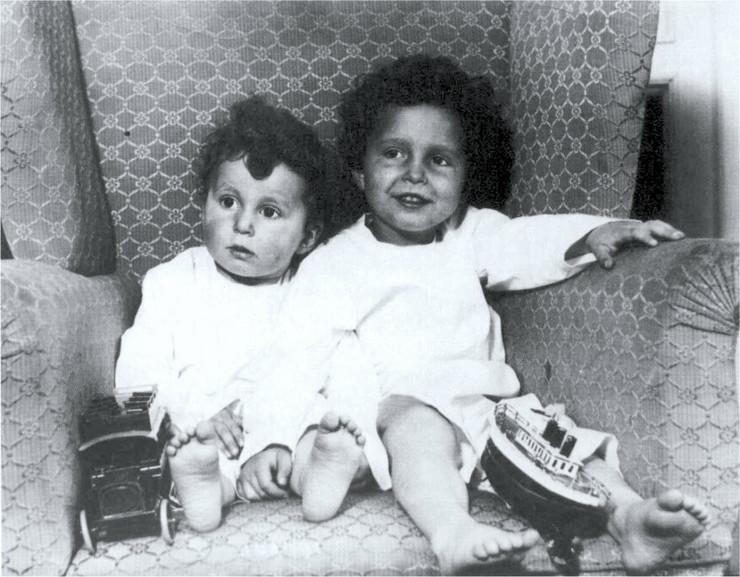 Edmond i Mišel Navratil