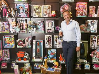Isaac Larian - CEO i twórca MGA Entertainment