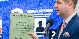 Mąż prezydent Warszawy będzie miał kłopoty? Ujawniono nieznany dokument