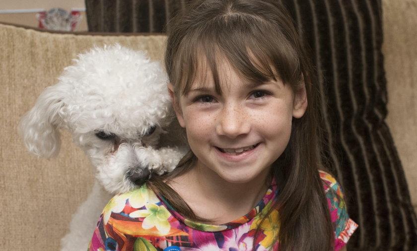 9-letnia Millie Webb