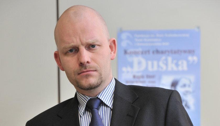 Dr Wojciech Jabłoński, ekspert ds. wizerunku