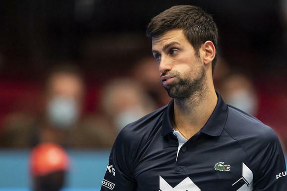 OVO SE NOVAKU NIJE DESILO DO SADA U KARIJERI! Italijan naneo NAJBOLNIJI poraz u karijeri Srbina, a ovo su razlozi zbog kojih STREPI čitav teniski svet! /VIDEO/