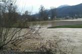 kiseljak padavine izlila se reka