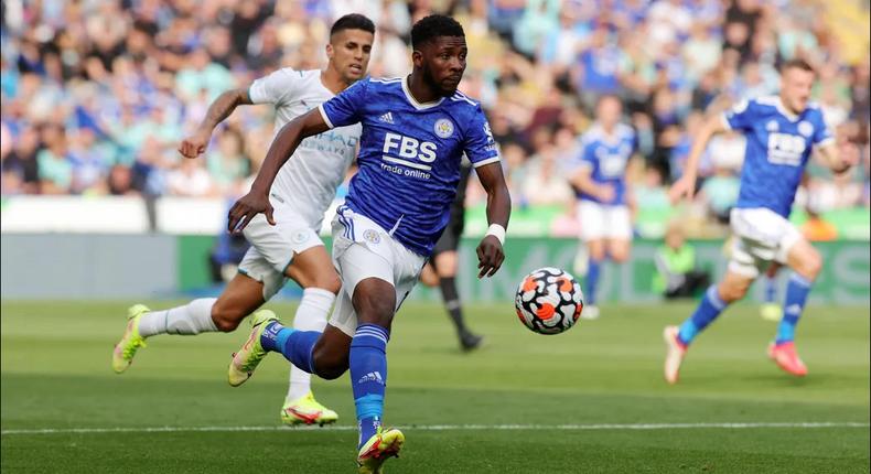 Kelechi Iheanacho (Leicester City)