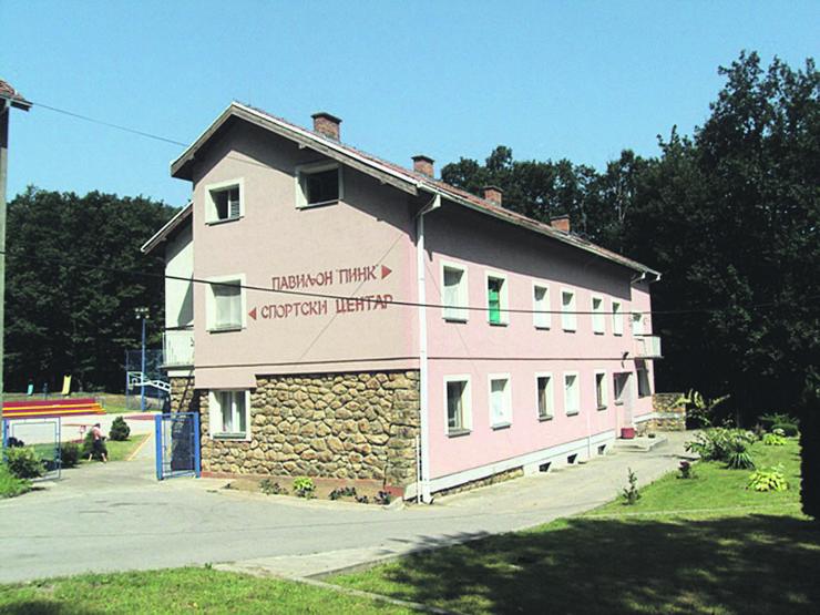 kulina 1 paviljon Pink Doma za odrasle u Kulini foto zvanicna internet stranica Doma u Kulini
