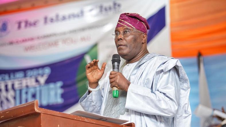 PDP Presidential candidate, Atiku Abubakar, promises restructuring if elected (Punch)