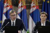 Vlada Srbije, Srbi sa KiM, sednica, Palata Srbija, Aleksandar Vučić