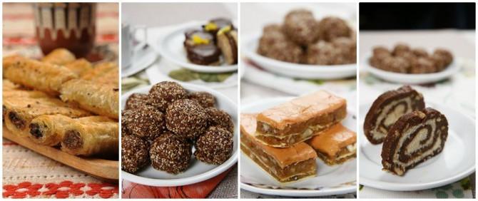 Posni kolači iz cele Srbije