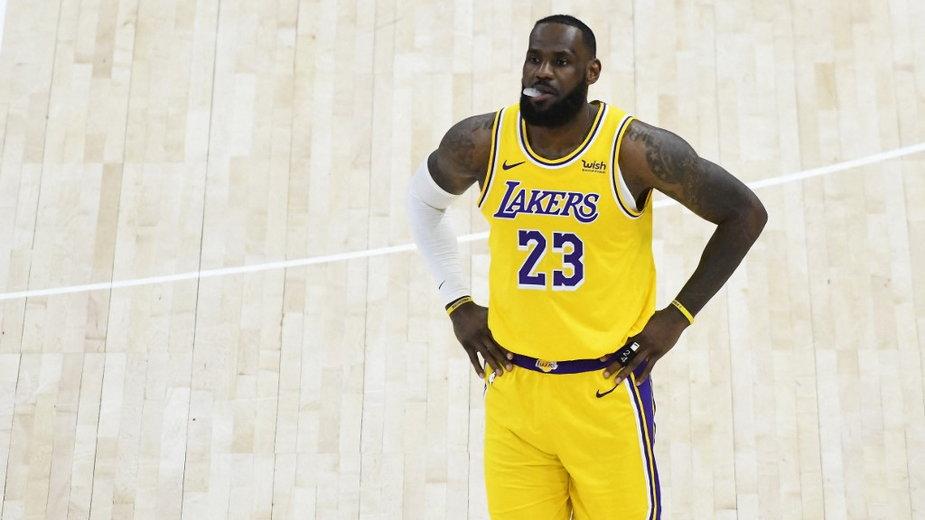 Lakers nie martwią się niepowodzeniami?