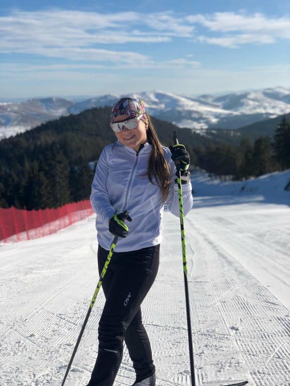 Anja će za vikend nastupiti na Balkan kupu u Sloveniji gde očekuje nove FIS poene