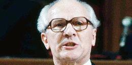 Honecker zabronił romansów i rozwodów
