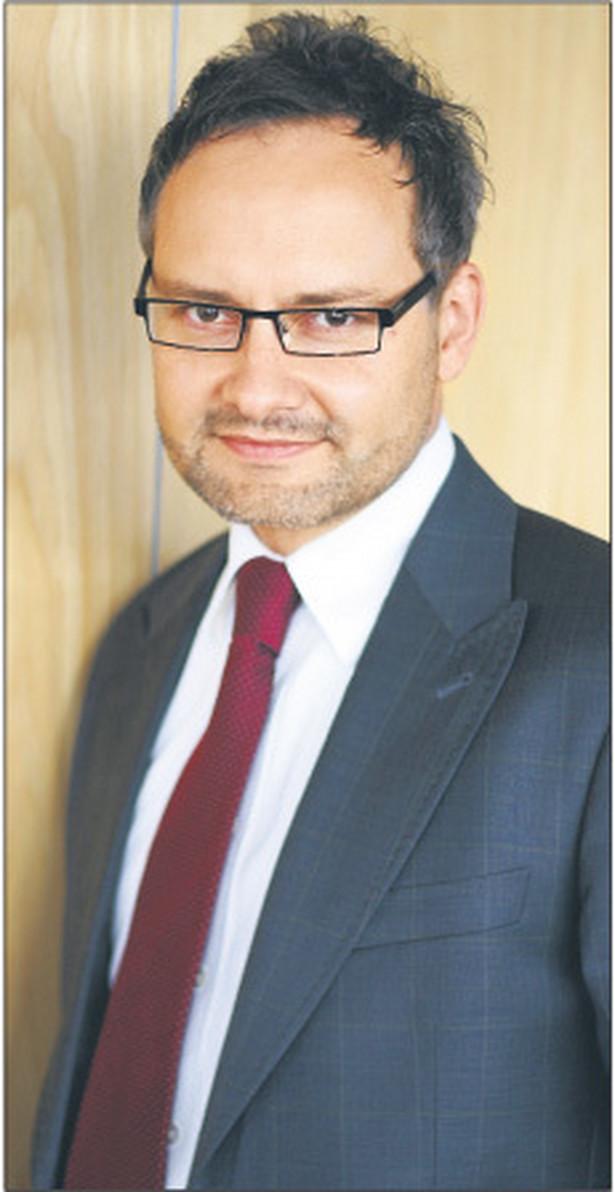 Janusz Piotr Kolczyński radca prawny z Kancelarii Prawnej PricewaterhouseCoopers Legal Szurmińska-Jaworska sp.k. Fot. Arch.