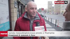 Co Polacy wiedzą o Święcie Niepodległości? Sonda Fakt24