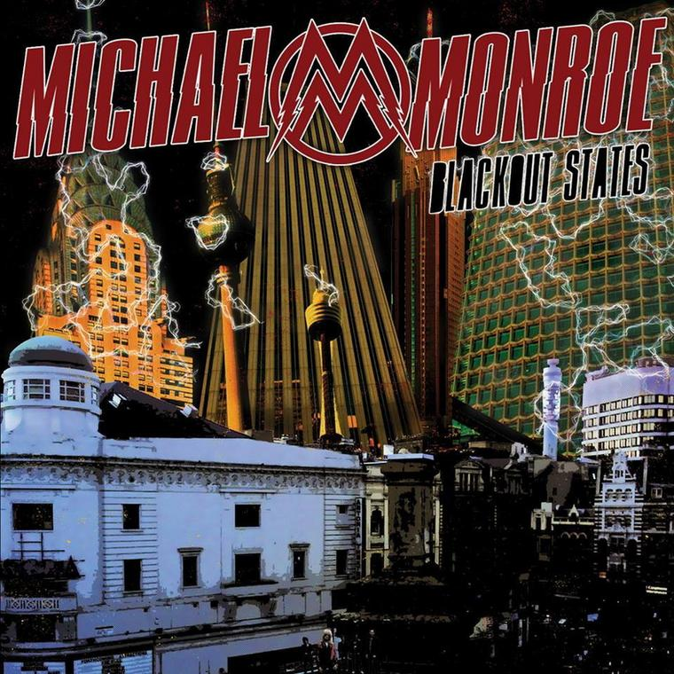 "Michael Monroe – ""Blackout States"""