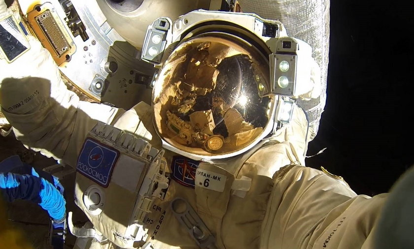 Rosyjscy kosmonauci zostaną uwięzieni na stacji kosmicznej? Zdjęcie ilustracyjne.