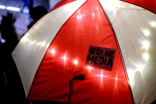 Protest pod Sejmem. Poseł .N: 'Otrzymałem zarzut w sprawie absurdalnej'