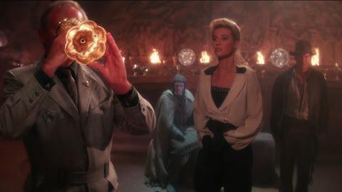 Scena z filmu Indiana Jones i ostatnia krucjata
