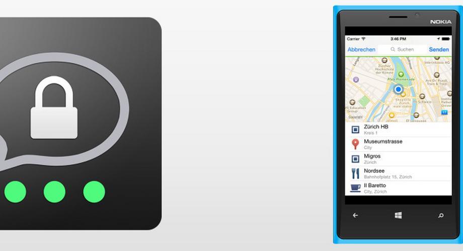 Threema gibt's ab morgen auch für Windows Phone