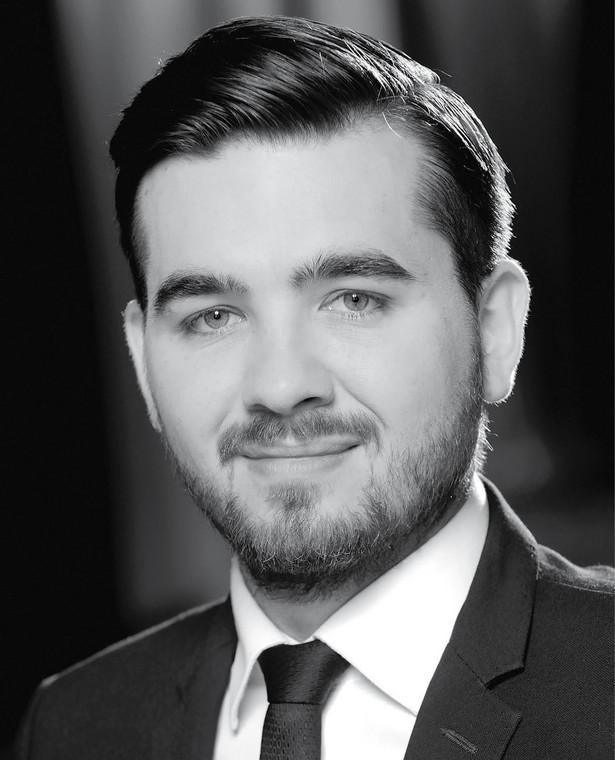 Mateusz Machalski menedżer w zespole podatków pośrednich EY Polska
