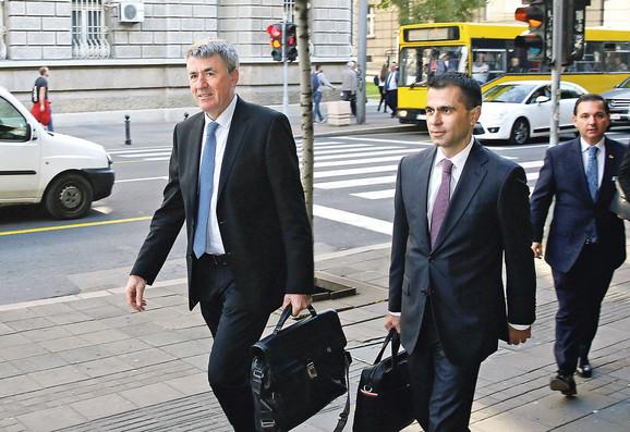 Šef poslaničke grupe SPS Đorđe Milićević kaže da očekuje da EP konstatuje da su svi državni organi imali ozbiljan i odgovoran pristup