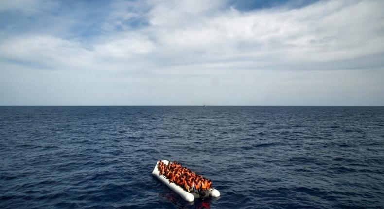 Accoridng to the IOM two overloaded boats capsized in rough seas off Djibouti