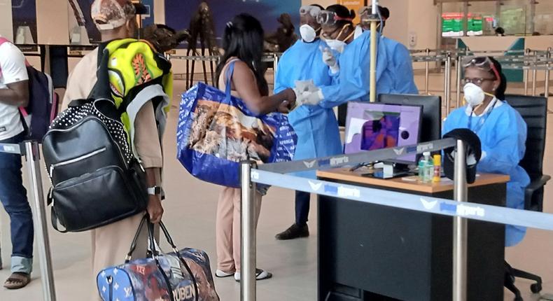 Here's how health officials are screening for Coronavirus at Kotoka Airport