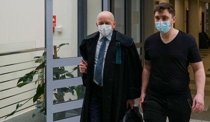 Daniel Martyniuk skazany. Syn gwiazdy disco-polo usłyszał wyrok
