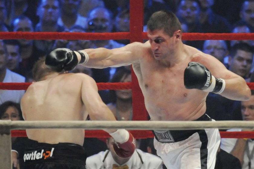 Gołota chce wrócić do boksu