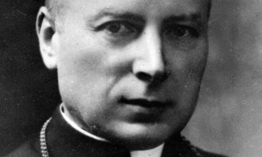 Kardynał Stefan Wyszyński.