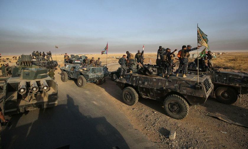 Irak. W odbiciu Mosulu zginęło 23 tys. żołnierzy