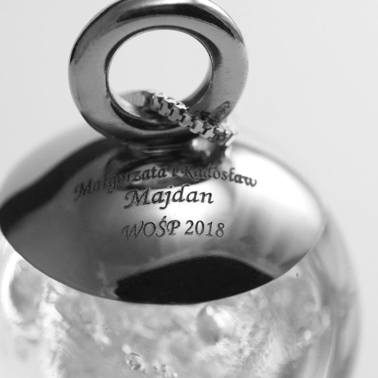 Naszyjnik z oddechami Majdanów
