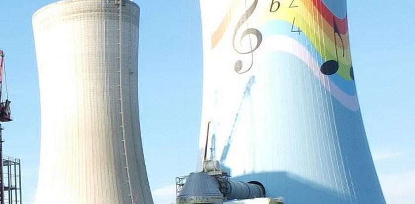 Wypadek w opolskiej elektrowni. Betonowy blok przygniótł 57-latka