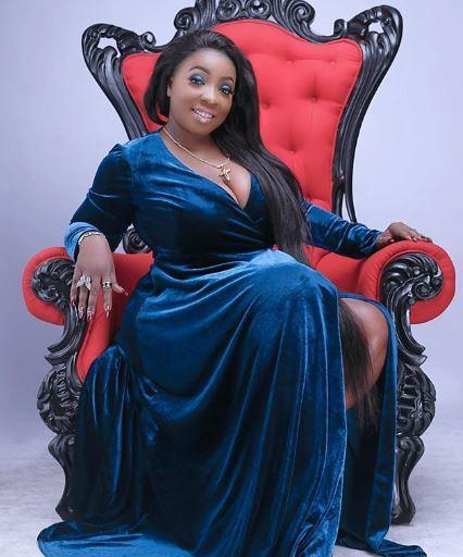 Anita Joseph is undoubtedly one of the sexiest celebrities in Nigeria[Instagram/AnitaJoseph]