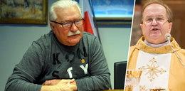 """Wałęsa ostro o Rydzyku. Nie przebiera w słowach. """"Trzeba go poddać egzorcyzmom"""""""