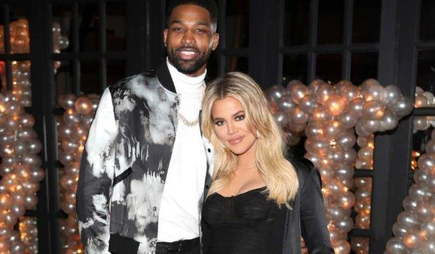 Khloe Kardashian and boyfriend, Tristans Thompson