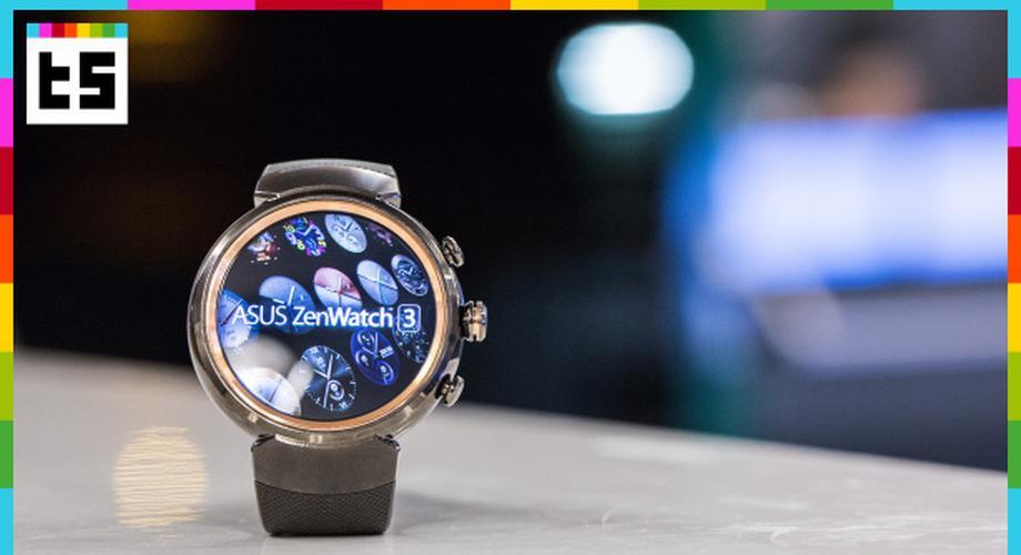 Runde Smartwatch: Asus ZenWatch 3 im Hands-on