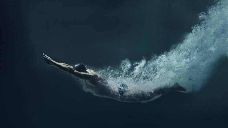 Pływanie Ofsajd