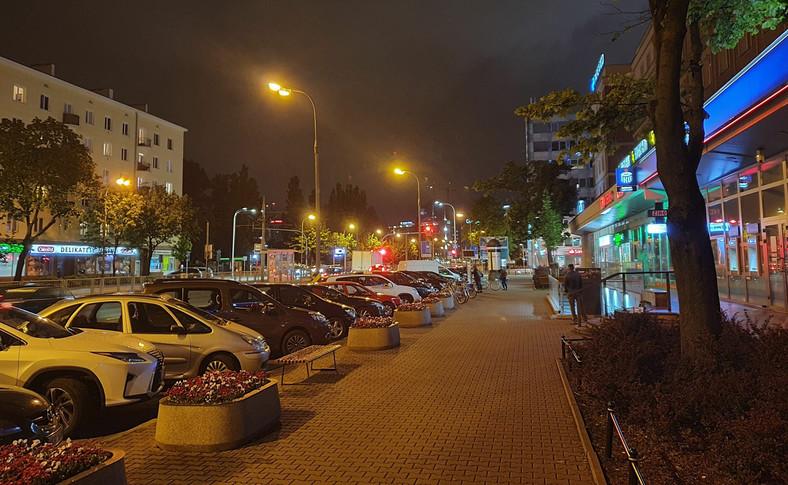 Tryb nocny - zdjęcie wykonane Samsungiem Galaxy S10e