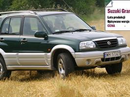 Suzuki Grand Vitara I: trochę SUV-a, trochę terenówki