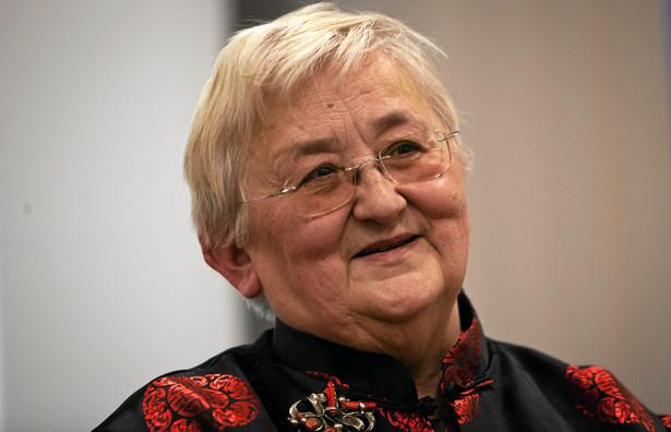 Profesor Edyta Gruszczyk-Kolczyńska, Akademia Pedagogiki Specjalnej, współtwórca nowej podstawy programowej do szkół podstawowych